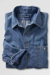 Men's Denim Workshirt