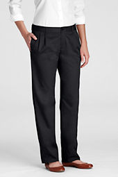 Women's Pleat Front Blend Chino Pants