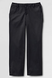 Girls' Plain Front Iron Knee® Blend Chino Pants