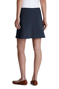 Women's Knit Skort, Back