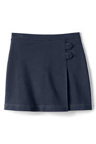 School Uniform Little Girls Knit Skort