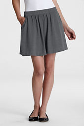 Women's Knit Gathered Skort