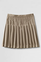Little Girls' Pleated Skirt