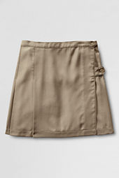 Girls' Solid Kilt