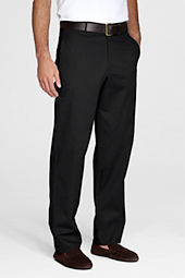 Young Men's Plain Front Blend Chino Pants