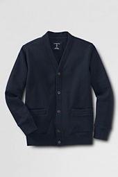 School Uniform Boys' Fleece Cardigan