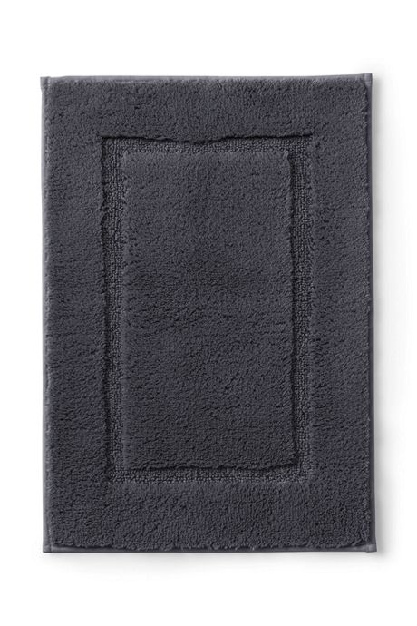 School Uniform Supima Cotton Non-skid Small Bath Rug  16