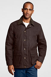 Men's Sportsman Oilcloth Jacket