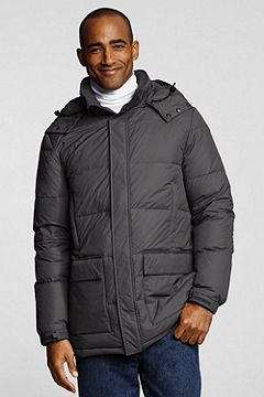 Down Parka 406091: Arctic Gray