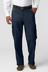 Young Men's Stain & Wrinkle Resistant Cargo Chino Pants