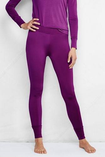 Le Pantalon Thermaskin Chaud Taille Standard, Femme