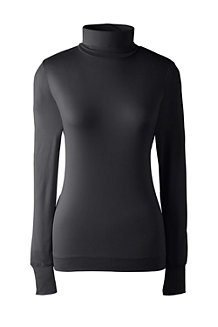 Women's Thermaskin Heat Roll Neck
