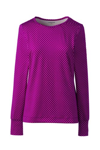 Women's Regular Thermaskin Heat Crew Neck