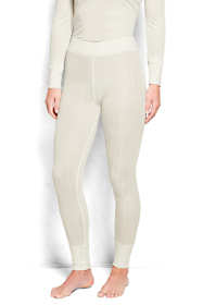 Women's Silk Base Layer Long Underwear Pants