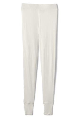 Lange Seiden-Unterhose für Damen