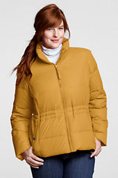Women's Plus Size Essential Down Jacket