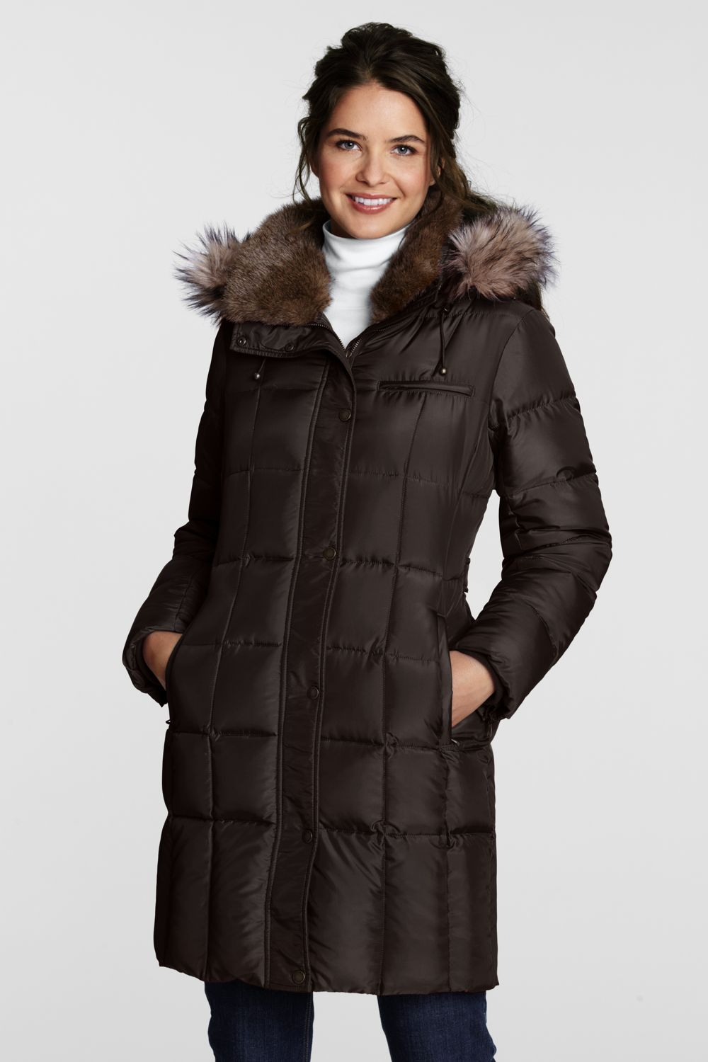 Shop Lands' End Women's Clothing. FREE Shipping on $50+ Orders. Shop Flannel Shirts, Sweaters, Turtlenecks, Pajamas, Dresses, Shoes & Accessories.