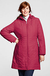 Women's Plus Size PolarThin Insulator Coat