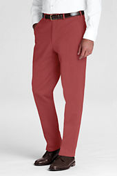 Men's Plain Front Tailored Fit Original Chino Pants