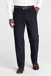Men's Plain Front Traditional Fit Original Chino Pants