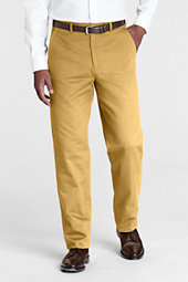 Men's Plain Front Original Chinos