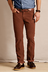 Men's 5-pocket Straight Fit Cords