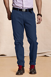 Men's Vintage Slim Fit Chino