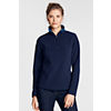Lands End Women's Regular ThermaCheck 100 Half-zip Pullover