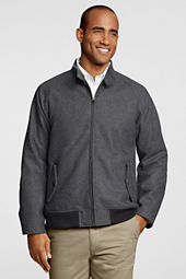 Men's Wool Barracuda Jacket
