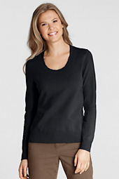 Women's Long Sleeve Performance Twist Scoopneck Sweater