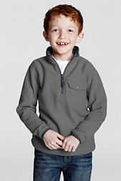 Boys' ThermaCheck® 100 Half-zip Pullover