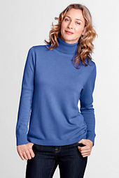 Women's Performance Soft Relaxed Fit Turtleneck