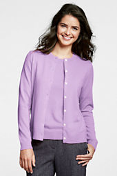 Women's Long Sleeve Cashmere Cardigan
