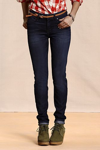 Canvas+Women%27s+Stretch+Slim+Leg+Jeans