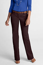 Women's Fit 1 Stretch Boot-cut Chino Pants