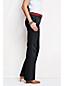 Stretch-Chinos mit ausgestelltem Bein für Damen