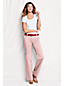 Le Pantalon Chino Stretch Jambes Droites Femme, Petite Taille
