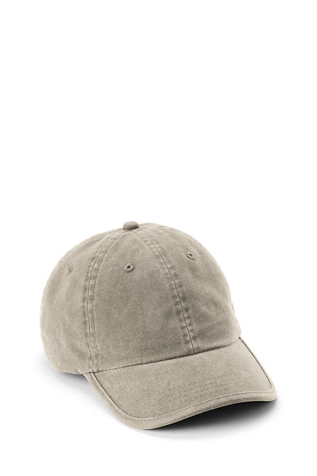 3f2ff4adde506 Unisex Low Profile Washed Canvas Cap