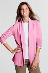 Women's Interlock No Button Cardigan