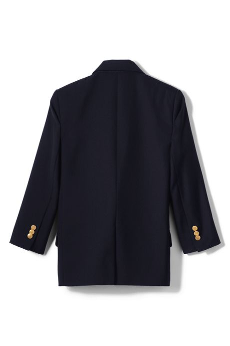 Little Boys Hopsack Blazer