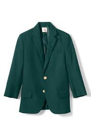 School Uniform Little Boys Hopsack Blazer