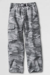 Boys' Pattern Open Bottom Cargo Climber™ Pants