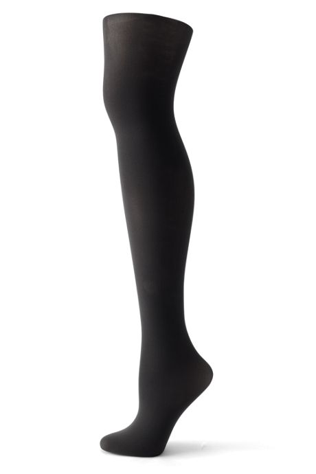 School Uniform Women's Matte Control Top Tights