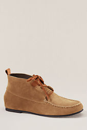 Canvas Women's Constance Moc Bootie