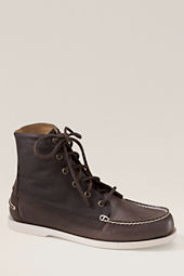 Canvas Men's Austin Tall Boat Chukka