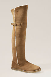 Canvas Women's Eliza Tall Shearling Boot
