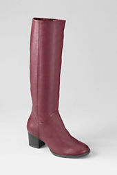 Women's Benton Mid Heel Pull-on Dress Boots