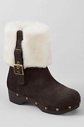 Girls' Skylar Bootie Clogs