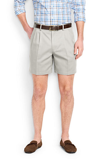 Mens Traditional Fit Everyday Chino Shorts - 32 Lands End h8CBO3nHXB