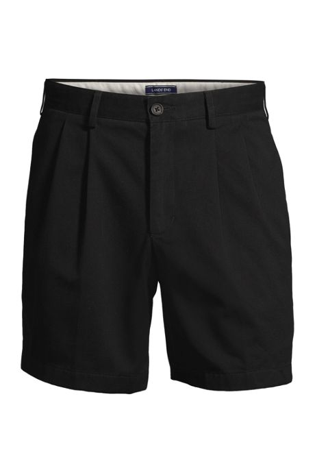Men's Traditional Fit Pleated 6